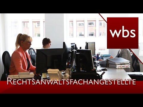 Rechtsanwaltsfachangestellte und Auszubildende gesucht (m/w) | Kanzlei WBS