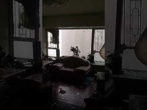 Просто жесть. Ураган Китай Гонконг.16.09.2018 - DomaVideo.Ru
