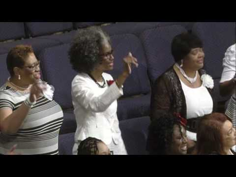Gospel Choir Sings God's Grace