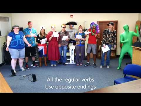 Weirdo's Punch and the Subjunctive