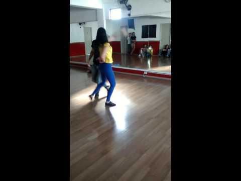 Ita Lopes & Lary - Improviso no Workshop em Diadema