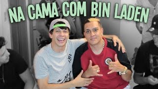 "CLIQUE EM GOSTEI, FAVORITE, COMENTE E SE INSCREVA!LOJINHA BACANA - https://www.canalcanalha.com.brCLIPE BIN LADEN - https://www.youtube.com/watch?v=svrZTlcAkJ8https://instagram.com/cocielohttps://twitter.com/juliococielohttps://twitter.com/canalcanalhahttps://www.facebook.com/CanalCanalhasnap: cocieloCANAIS PARTICIPANTESMITICO JOVEM https://www.youtube.com/user/vidamiticaIGÃO UNDERGROUND https://www.youtube.com/channel/UCZcMokfiJkKTlI4QJRMmsHwMUCA MURIÇOCA https://www.youtube.com/user/mucamuricocaQUARTINHO https://www.youtube.com/user/quartinhoproducoesCANAL 2 https://www.youtube.com/user/CanalPintoPlaysCAIXA POSTAL DO CANAL! Caixa postal 2016 - Osasco - SP - CEP 06194971.Mande presentes, cartas, desenhos, nu artistico (feminino). Qualquer coisa! Tudo recebido será mostrado em video.* A trilha do CANAL CANALHA é uma versão de ""Pinball Spring"", por Kevin McLeod do site: http://www.incompetech.com"