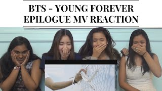 Download Video BTS 'EPILOGUE' - YOUNG FOREVER MV REACTION [we died] MP3 3GP MP4