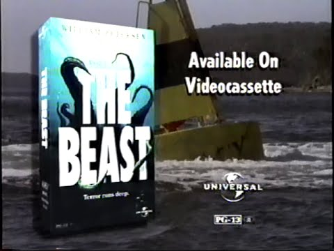 The Beast (1996) Trailer (VHS Capture)