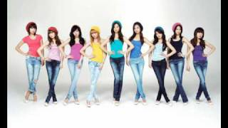SNSD-La La La (2010 Election Song)