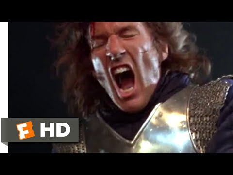 First Knight (1995) - Battle at Leones Scene (6/10)   Movieclips