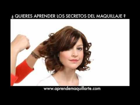 Peinados cortos para mujer – Peinados pelo corto paso a paso