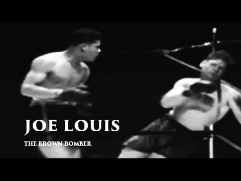 Joe Louis Tribute - I'll Find A Way (HD) Video