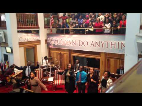 All Nations Apostolic Tabernacle ( I've got a reason)