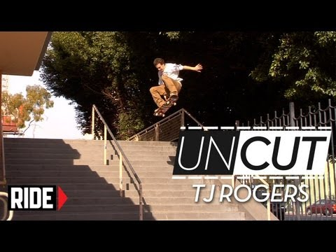 TJ - Raw footage from Blind Skateboards