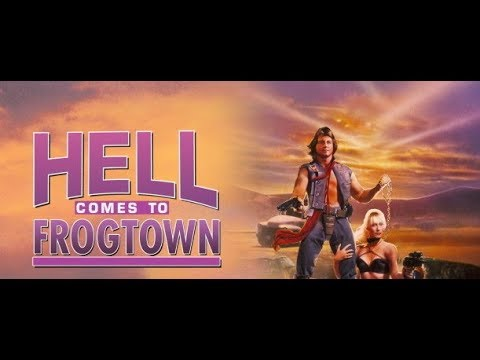 Hell Comes To Frogtown (1988) Original Trailer