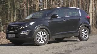 Sportage 1.7CRDi 2WD,  85kW, r.v. 2015