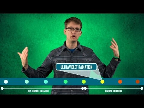 radiation - Hank explains the whole story about radiation - the good, the extremely helpful, and the bad. Like SciShow on Facebook: http://www.facebook.com/scishow Follo...