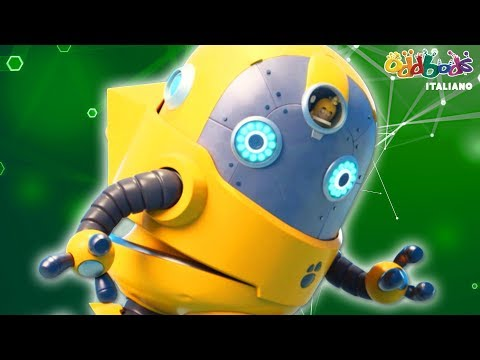 Oddbods   Bumblebee   Cartoni Animati Divertenti per Bambini видео