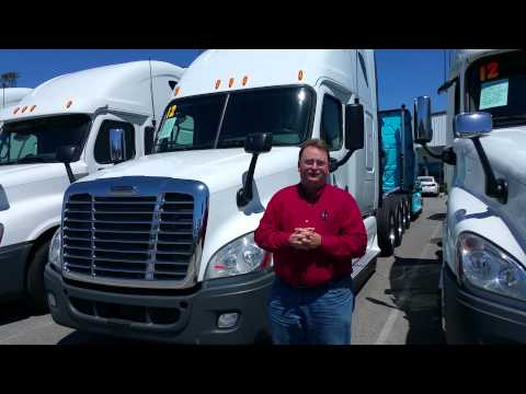 Southern California Freightliner Trucks For Sale in Los Angeles - Call 866-262-0709