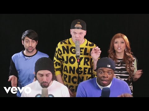WATCH: Pentatonix cover 'Happy'