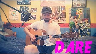 Gorillaz - DARE - Cover (With Chords)