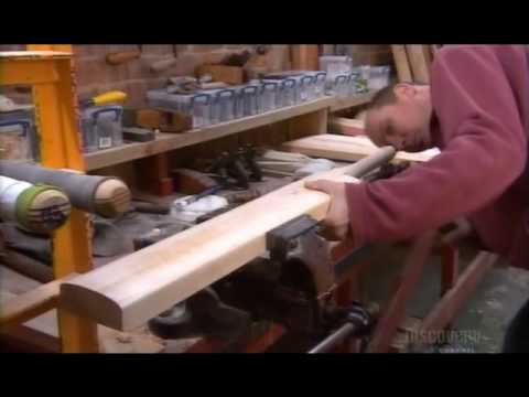 How it's made - cricket bats and balls