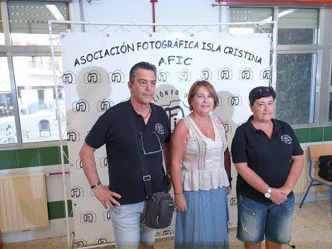 nauguración Exposición de Fotografías de la AFIC Isla Cristina 2019.