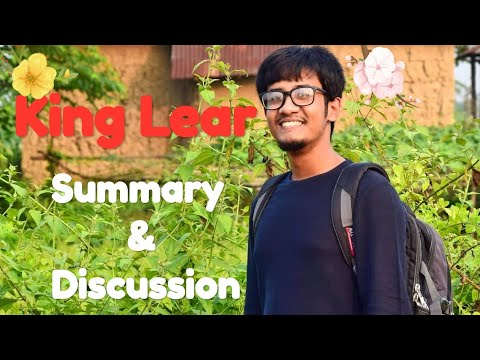 King Lear Summary And Analysis | Bd24 Online School