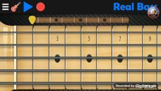 Cover bass android bondan(tetap semangat) ca mgz
