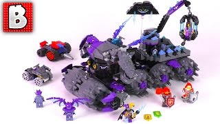 LEGO 2017 Nexo Knights Set!Jestro's Headquarters 70352  840 parts  £84.99 / $89.99 / 99.99€Get This Set! http://amzn.to/2nJLzjWThere is a Superchat function at the bottom of the chat window if you'd to support the channel! If you have a question for us Check out the FAQ below first!Chat Rules:1: Don't spam2: No racism, profanity, sexism, etc.3: Don't promote your channels or ask for subs4: No Movie Spoilers5: Be a decent person, in general.FAQ:Where this weird accent guy (Mike) is from? - PolandPancakes or waffles? - Crepes!Marvel or DC? - DC (Jack), Marvel & AC/DC (Mike)Favorite LEGO Theme? - City (Jack), Star Wars (Mike)Favorite LEGO Set? - UCS Slave 1 (Jack), UCS Millenium Falcon (Mike)Do we like LEGO? - a little bit, yeah.How much do we/did we spend on LEGO? - too muchHow do we get the monies for all this LEGO?! - hard work!