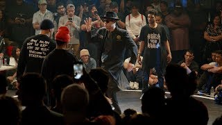 Kid David × Kid Boogie vs Heatrock × JRock – BC ONE USA 2v2 Popping / Breaking FINAL