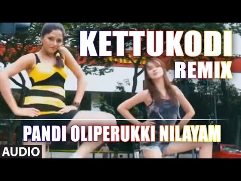 Kettukodi (Remix) Full Audio Song   Pandi Oli Perukki Nilayam   Sabarish, Sunaina