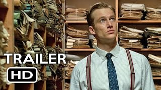 Labyrinth Of Lies Official Us Release Trailer  1  2015  Alexander Fehling Foreign Drama Movie Hd