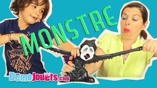 Video (JOUET) Monstre Hurlant Goule - Screeming Monster Ghoul ZanZoon - Démo Jouets MP3, 3GP, MP4, WEBM, AVI, FLV Juli 2017