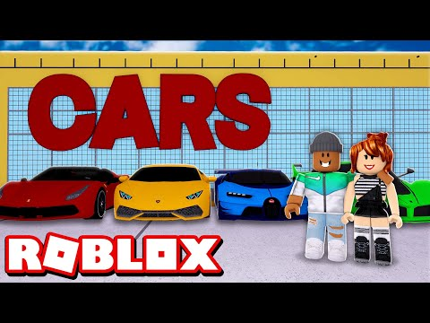 MAKING A $10,000,000 CAR DEALERSHIP IN ROBLOX