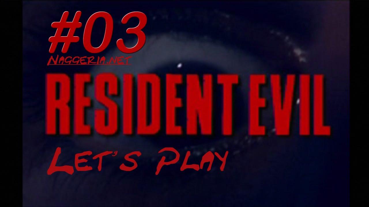 [Let's Play] Resident Evil – 03 – Mondscheinsonate (PS 1 / Chris)