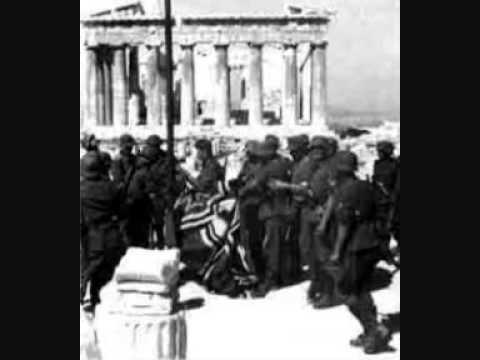 Οι Ναζί στην Αθήνα - Ανακοινωθέν Ραδιοφώνου Αθηνών