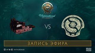 Elite Wolves vs Mad Kings, The International 2017 Qualifiers [Jam]