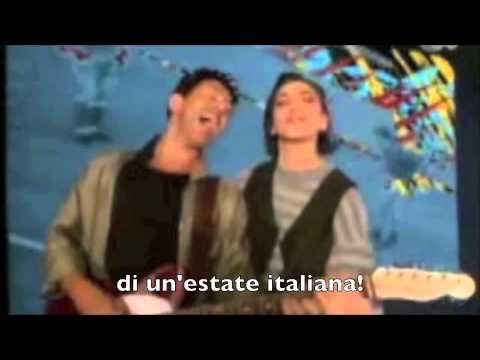 , title : 'Edoardo Bennato e Gianna Nannini, Un'estate italiana (Mondiali 1990) CON SOTTOTITOLI'