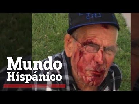 Ataque racista a un abuelo mexicano