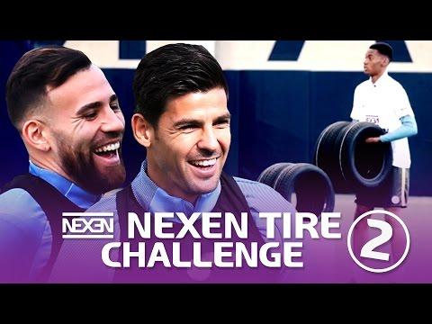 Video: Manchester City Nexen Tire Challenge 2 | Otamendi v Iheanacho v Nolito v Adarabioyo