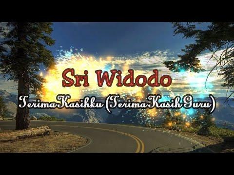 [Midi Karaoke] ♬ Sri Widodo - Terima Kasihku (Terima Kasih Guru) ♬ +Lirik Lagu [High Quality Sound]