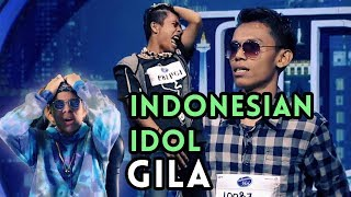 Video INDONESIA IDOL GILA! Sampe bikin kesel..... MP3, 3GP, MP4, WEBM, AVI, FLV November 2018