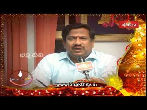 Rallabandi Kavitha Prasad Speaks about Koti Deepothsavam 2014