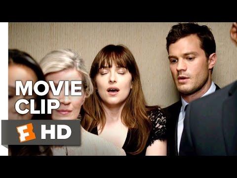 Fifty Shades Darker Movie CLIP - Date Night (2017) - Dakota Johnson Movie