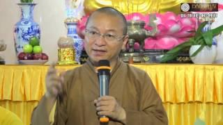 Giá trị việc học Phật - TT. Thích Nhật Từ  - 20/11/2015