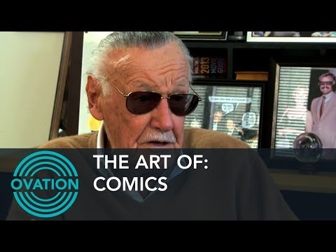 How To Create a Superhero with Stan Lee
