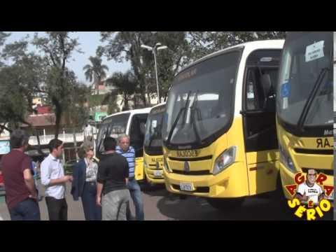 4 busão escolar para São Lourenço da Serra