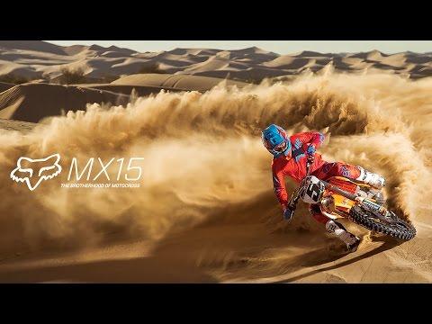 motocross: tributo al deserto