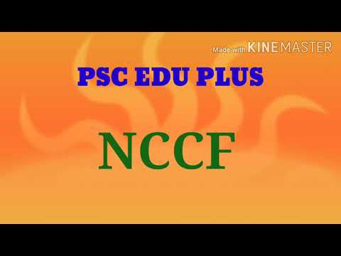 NCCF.(National Cooperative Consumers Federations)