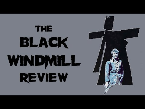 The Black Windmill   1974   Movie Review   101 Films   Michael Cain   Don Siegel   Thriller