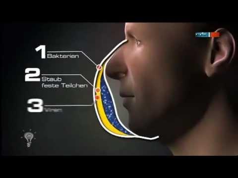 Atemschutzmaske - MDR Einfach genial - 21.02.2012