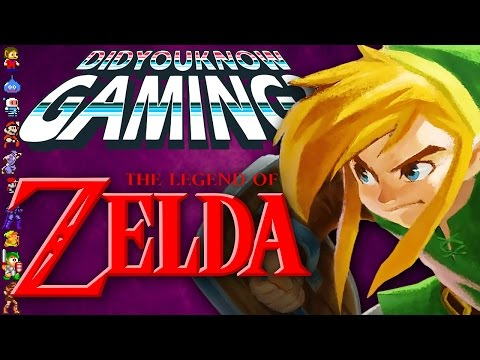 Zelda A Link Between Worlds - Did You Know Gaming? Feat. Remix of WeeklyTubeShow (видео)
