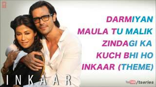 Nonton Maula Tu Malik Full Song Inkaar 2013   Feat  Arjun Rampal  Chitrangda Singh Film Subtitle Indonesia Streaming Movie Download